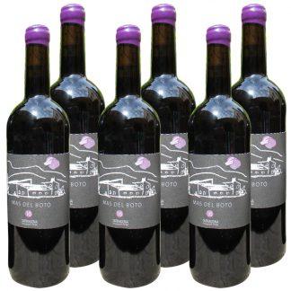 Comprar vino Mas del botó Ganagot do Tarragona